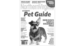 Featured in Northern Virginia Magazine's Reader's Choice Awards for Best Pet Care